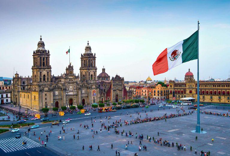 أبرز المعلومات عن دولة المكسيك
