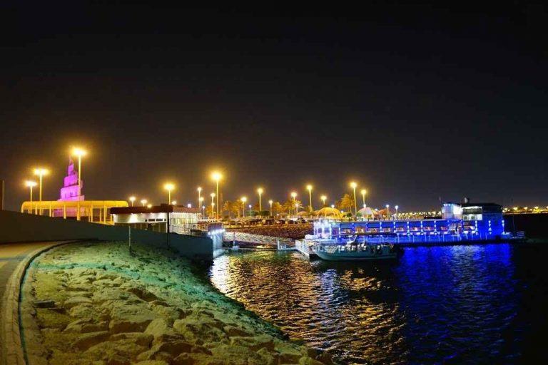 جزيرة المرجان بالدمامCoral Island in Dammam