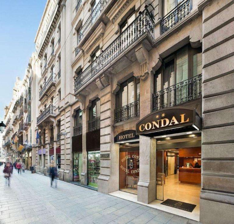فنادق برشلونة شارع الرامبلا نجمتين الموصى بها 2019