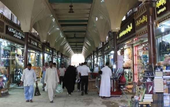 سوق العلوي Souk Al Alawi