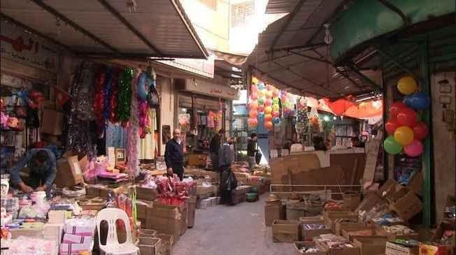 سوق الندى الشعبي بجدة