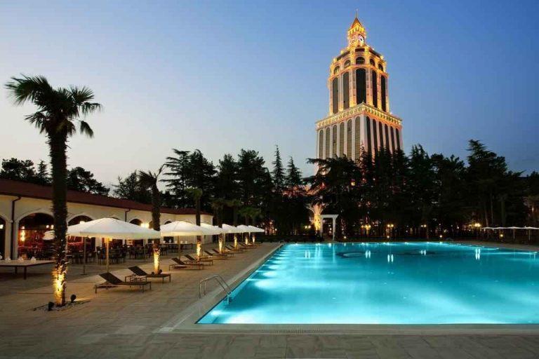 الفنادق الرخيصة في باتومي .. 4 نجوم و 5 نجوم بأسعار اقتصادية
