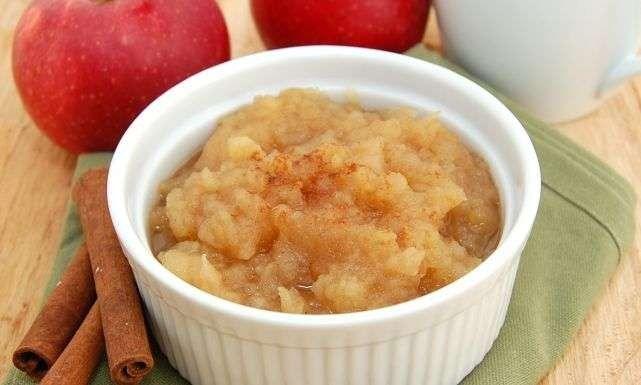 طريقة عمل صلصة التفاح… أفضل طريقة لتحضير صلصة التفاح الشهية