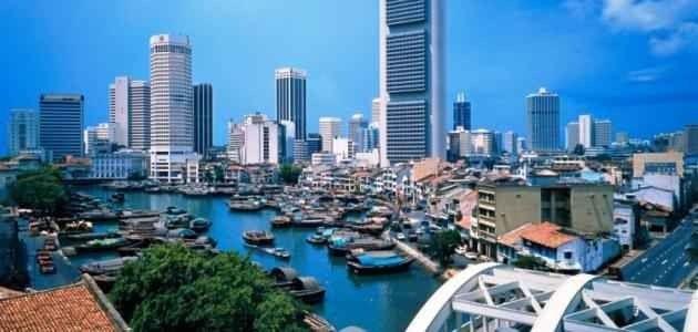 معلومات عن سنغافورة .. تعرف على سنغافورة ………………………………..