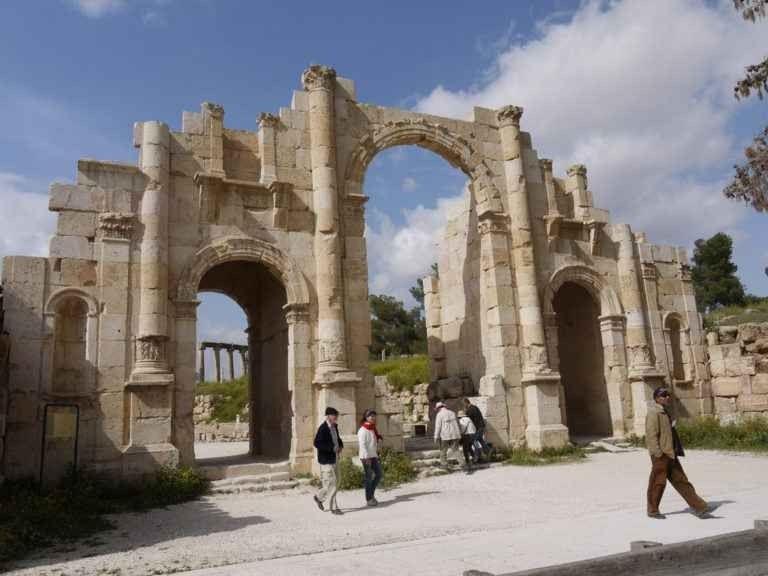 أهم المواقع التاريخية في الأردن