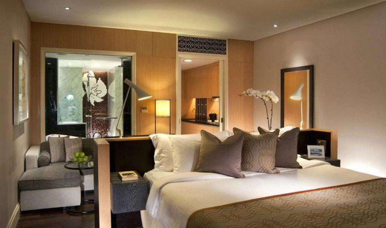 أفضل شقق فندقية 5 نجوم في سنغافوره