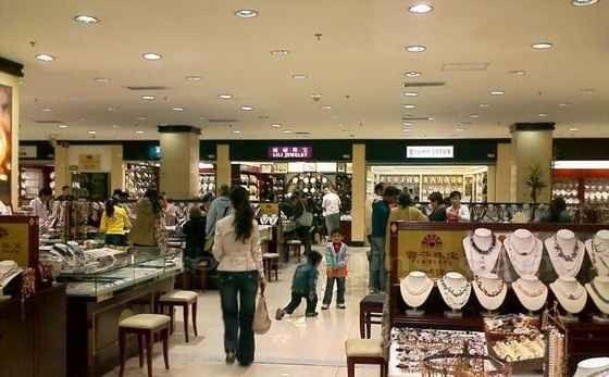 الأسواق الرخيصة في شنغهاي