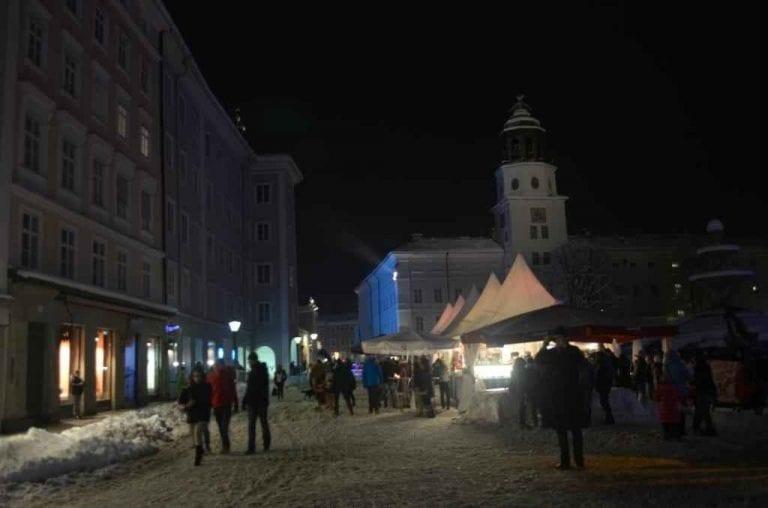 سوق ريزيدنس بلاتز Residenz Platz Market