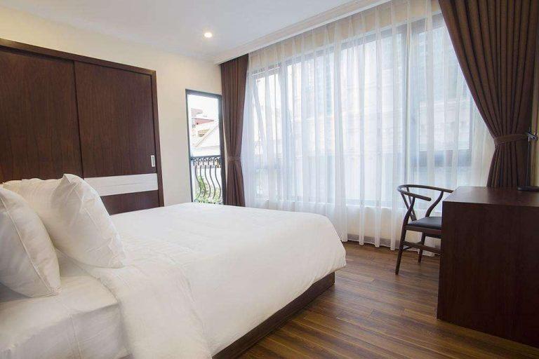 أفضل شقق فندقية 3 نجوم في هانوي