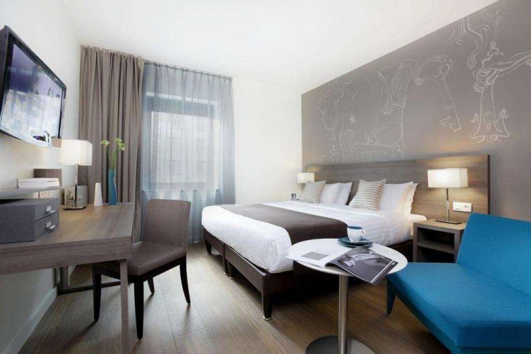 أفضل شقق فندقية 3 نجوم في بروكسل