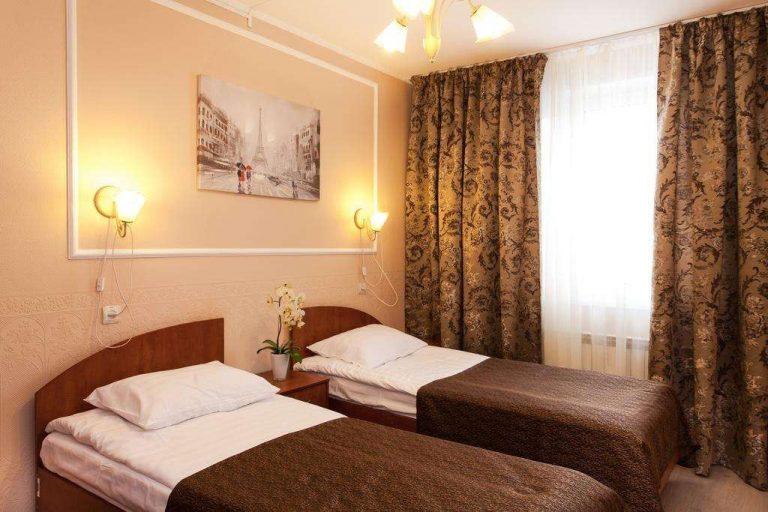 أفضل شقق فندقية 3 نجوم في موسكو