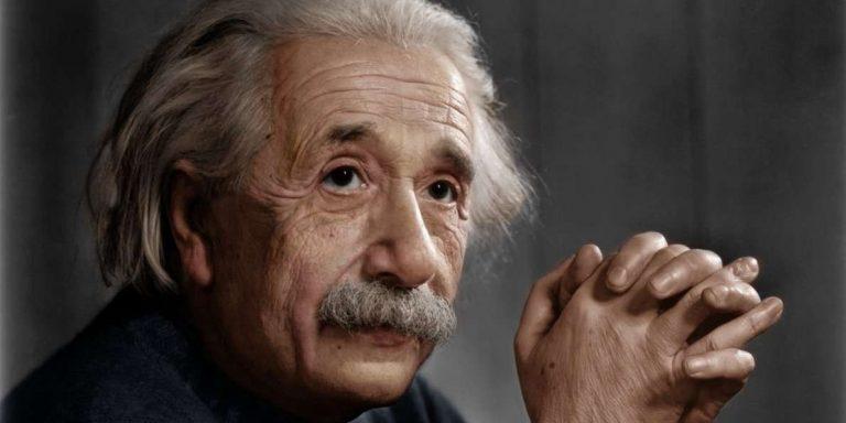 قصص عن مزاح العلماء .. ألبرت أينشتاين