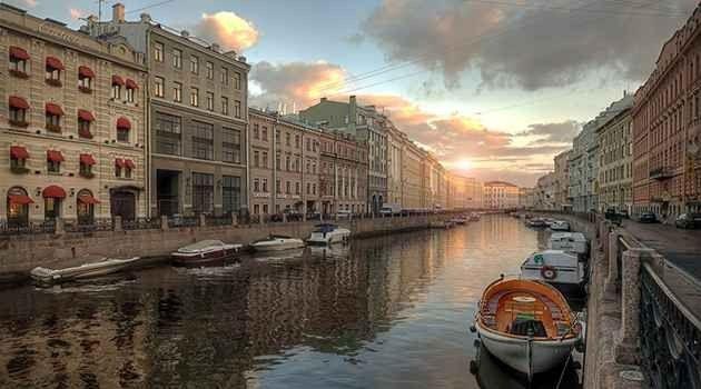 السياحة في سانت بطرسبرغ – دليلك السياحى فى أجمل المدن الروسية