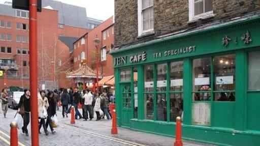 مطاعم رخيصة في لندن انجلترا
