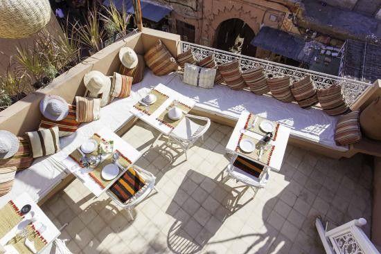 مطاعم رخيصة في مراكش المغرب