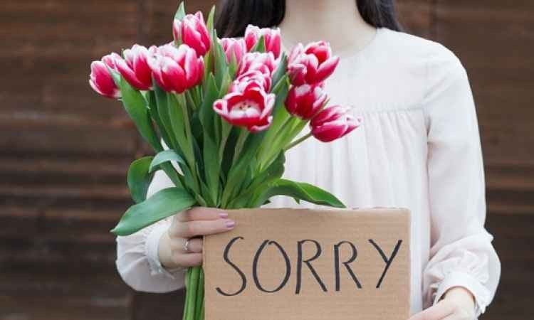 حكم وأمثال عن الإعتذار  –