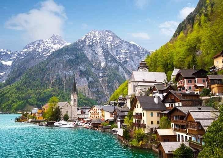 السياحة في هالشتات – افضل قرية من قرى النمسا