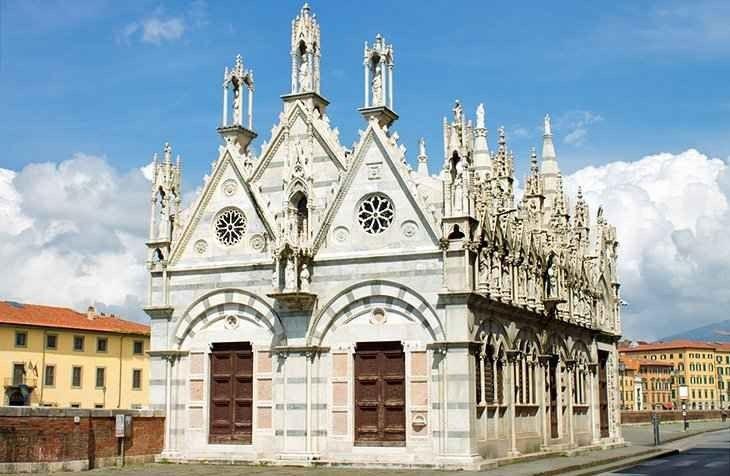 السياحة في بيزا إيطاليا – وافضل 10 اماكن سياحية