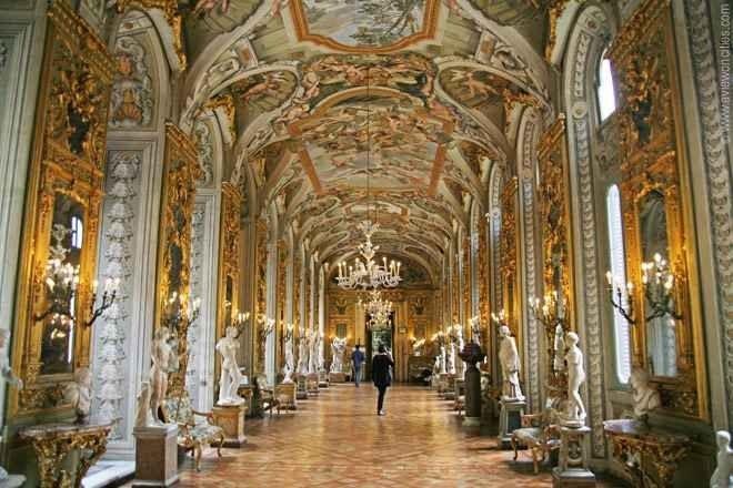 أشهر المتاحف في روما إيطاليا
