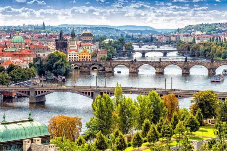 معلومات عن جمهورية التشيك  –