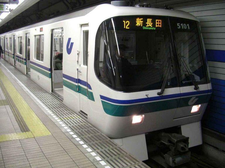 المواصلات في اليابان – التنقلات في اليابان