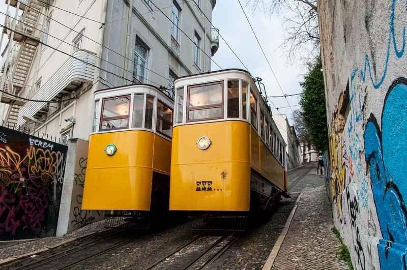 المواصلات في لشبونة – التنقلات في لشبونة