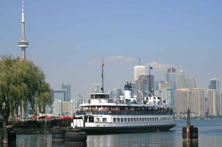المواصلات في تورنتو – التنقل في تورنتو