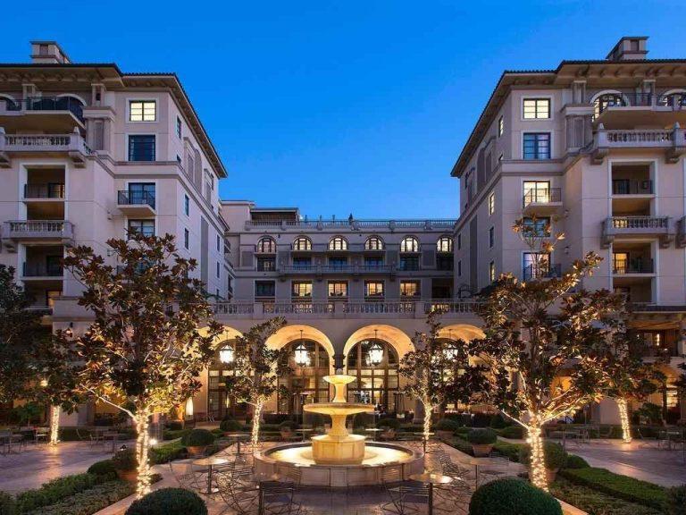 افضل فنادق في لوس انجلوس بيفرلي هيلز .. 4 نجوم تقييمها عالي