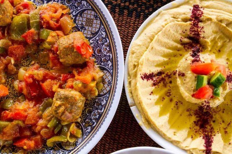 الأكلات المشهورة في الأردن تعرف على أفضل الأكلات فى الأردن