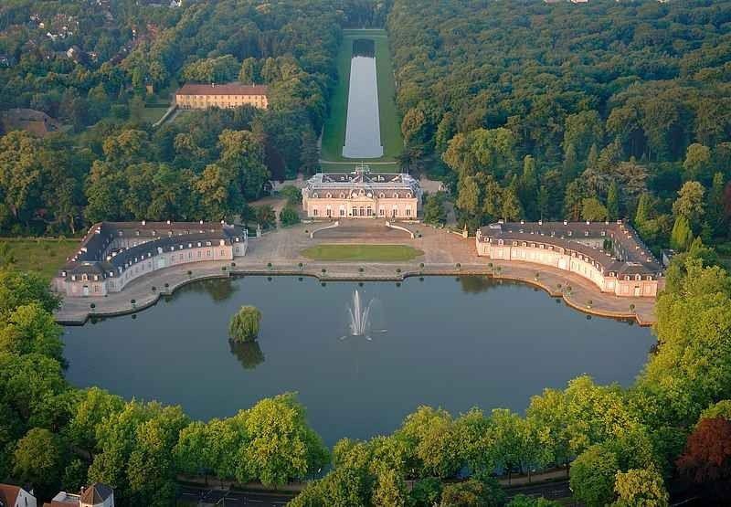 أجمل منتزهات في دوسلدورف