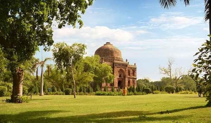 أجمل منتزهات في دلهي