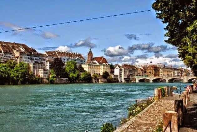 السياحة في بازل سويسرا…حيث أجمل الوجهات السياحية فى سويسرا ..