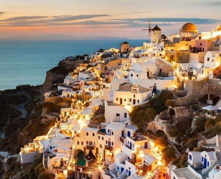 أشياء تشتهر بها اليونان .. جولة حول اكثر الاماكن شهرة في اليونان