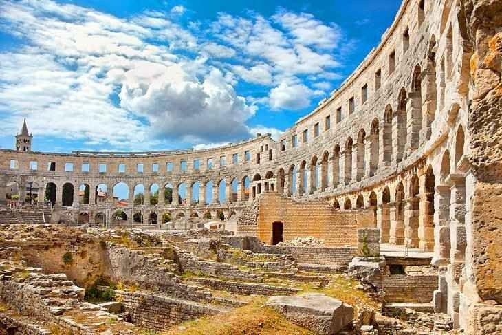 أهم أماكن سياحية في إستريا كرواتيا