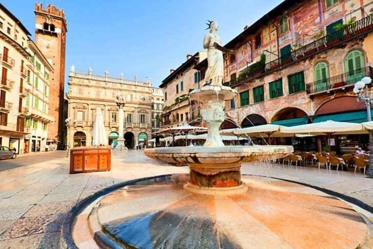 السياحة في فيرونا إيطاليا و أهم أماكن سياحية