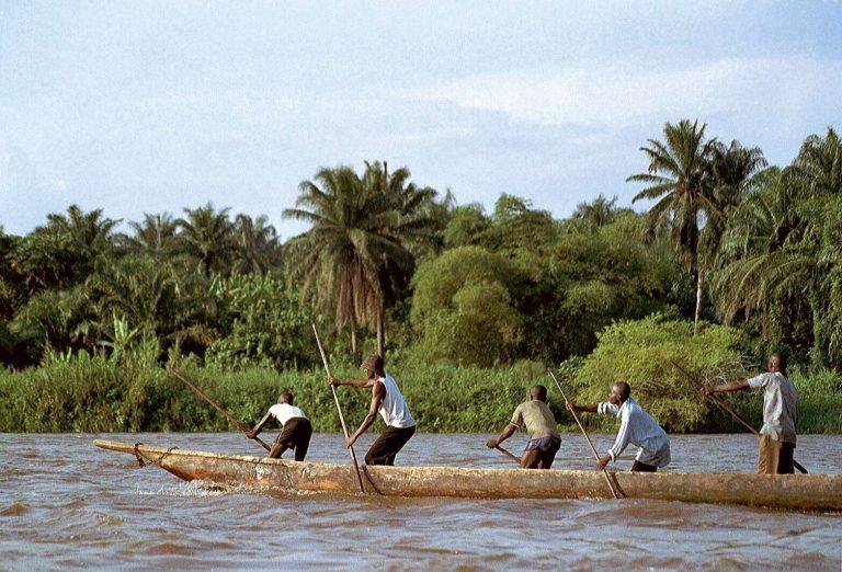 معلومات عن حوض نهر الكونغو