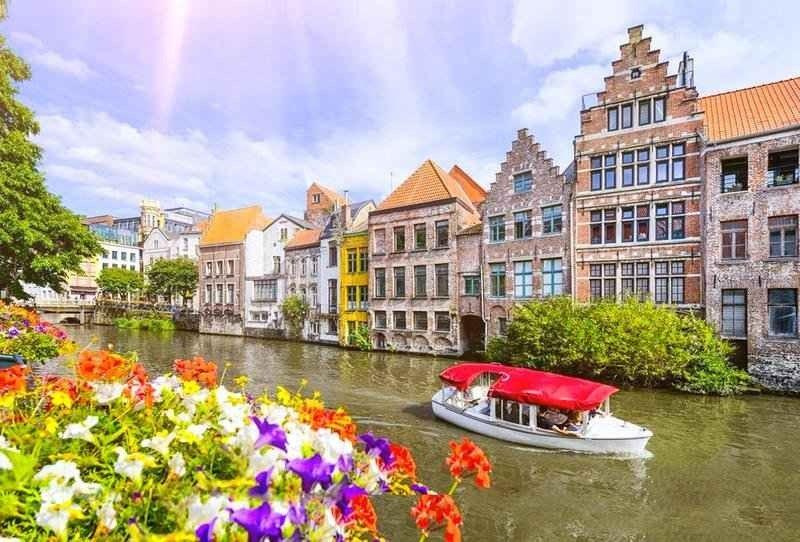 السياحه في غنت بلجيكا..حيث أجمل 8 أماكن سياحية فى غنت البلجيكية ……….