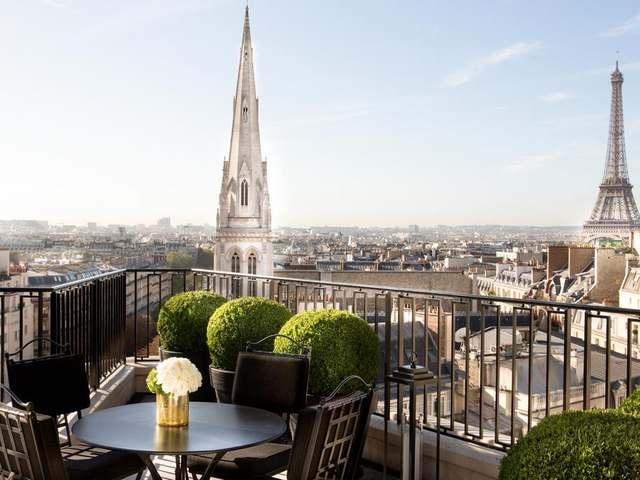 افضل فنادق في باريس 5 نجوم 2020