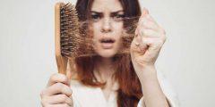 أشياء تسبب تساقط الشعر