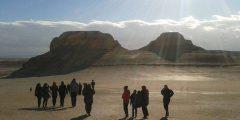 معلومات عن محمية وادي الريان في مصر