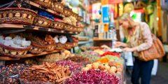 معلومات عن سوق دبي للتوابل