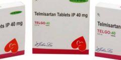 تلميسارتان Telmisartan علاج ارتفاع الضغط