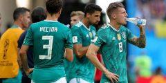 ألمانيا في كاس العالم 2018