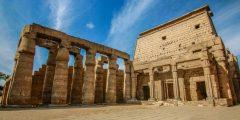 معلومات عن معبد الأقصر