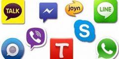 أفضل 4 تطبيقات للمحادثة لجميع أنظمة الهواتف الذكية