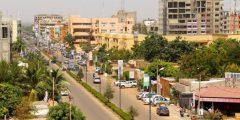 عاصمة دولة بوركينا فاسو