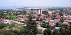 عاصمة دولة بوروندي