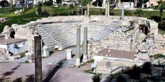 معلومات عن المسرح الروماني في الاسكندرية