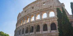 عاصمة إيطاليا