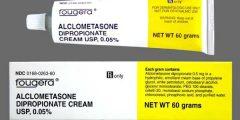 ألكلوميتازون Alclometasone علاج الأمراض الجلدية